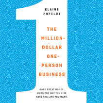 The Million-Dollar, One-Person Business Cover