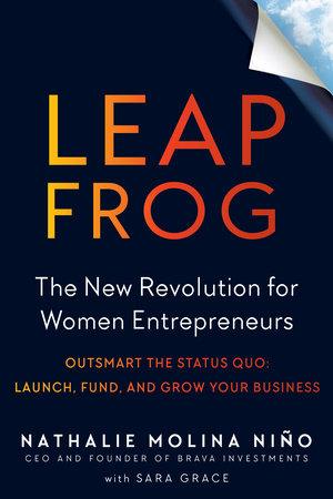 Leapfrog by Nathalie Molina Niño and Sara Grace