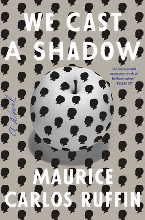 The cover of the book We Cast a Shadow