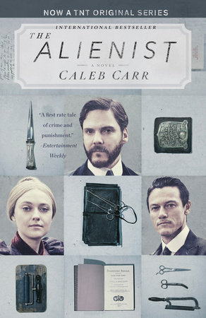 The cover of the book The Alienist (TNT Tie-in Edition)