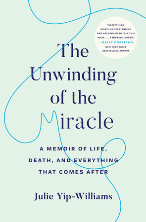 The cover of the book The Unwinding of the Miracle