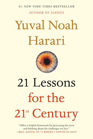 21 Lessons for the 21st Century