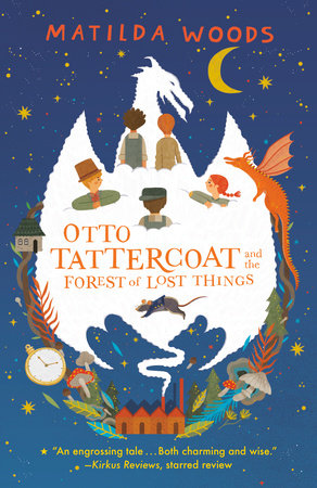 Image result for otto tattercoat and the forest of lost things