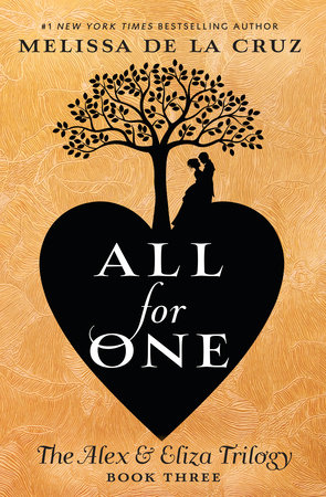 All for One by Melissa de la Cruz