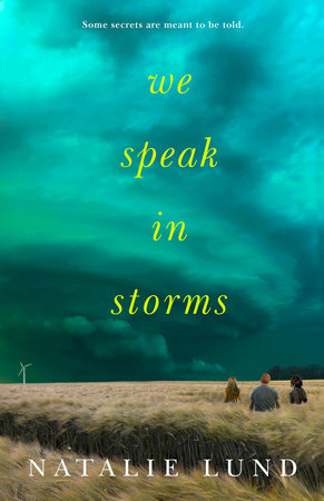 We Speak in Storms by Natalie Lund
