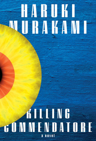 Killing Commendatore Book Cover Picture