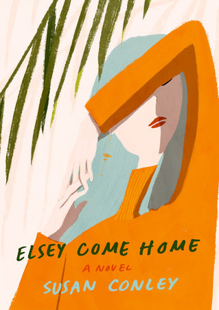 The cover of the book Elsey Come Home