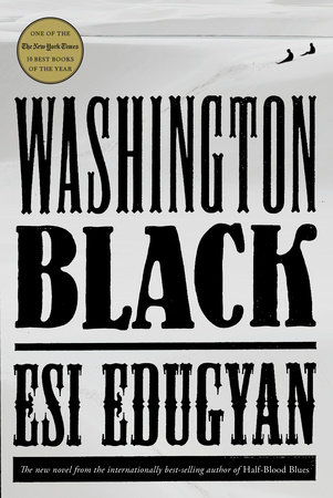 The cover of the book Washington Black