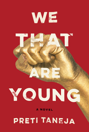 The cover of the book We That Are Young