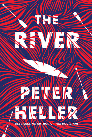 The cover of the book The River