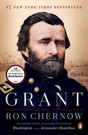 Image result for grant by ron chernow