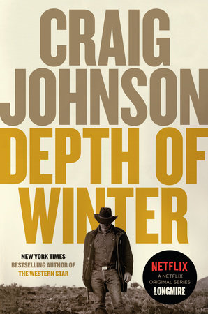 The cover of the book Depth of Winter