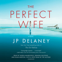 The Perfect Wife Cover
