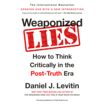 Weaponized Lies Cover