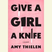 Give a Girl a Knife Cover