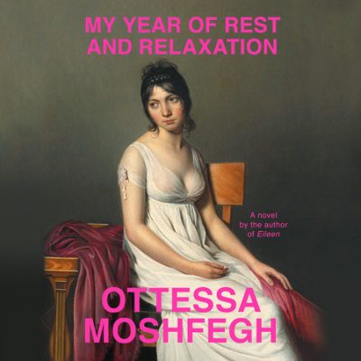 My Year of Rest and Relaxation cover