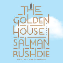 The Golden House Cover