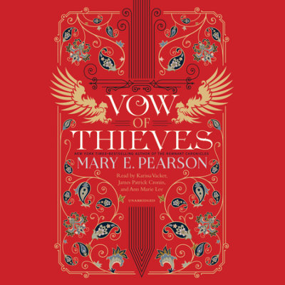 Vow of Thieves cover