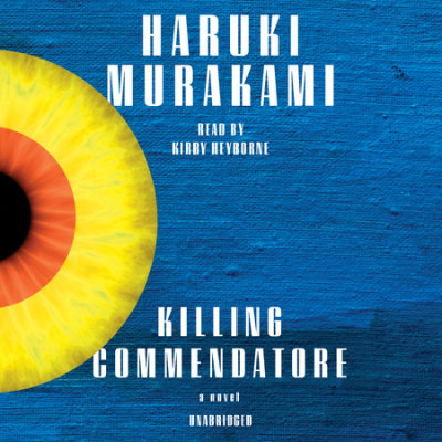 Killing Commendatore cover