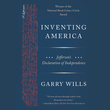 Inventing America by Garry Wills