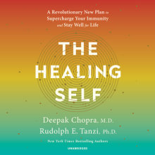 The Healing Self Cover