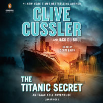 The Titanic Secret Cover