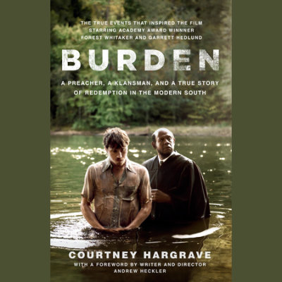 Burden (Movie Tie-In Edition) cover
