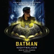 Batman: Nightwalker Cover