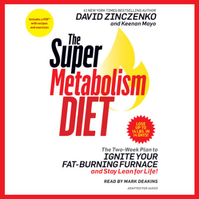 The Super Metabolism Diet cover