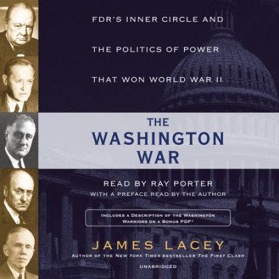 The Washington War cover
