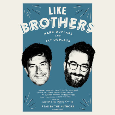 Like Brothers cover