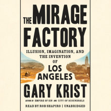 The Mirage Factory Cover