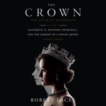 The Crown: The Official Companion, Volume 1 Cover