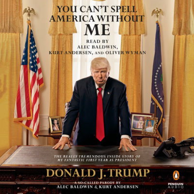 You Can't Spell America Without Me cover