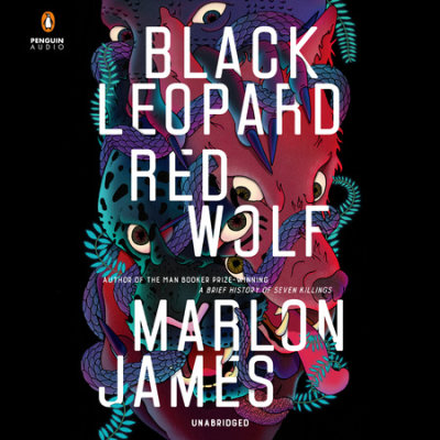 Black Leopard, Red Wolf cover
