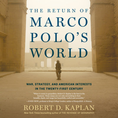 The Return of Marco Polo's World cover