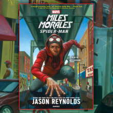 Miles Morales Cover