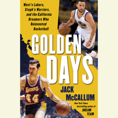 Golden Days cover