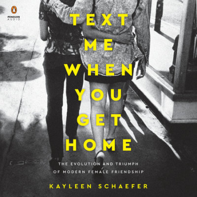 Text Me When You Get Home cover