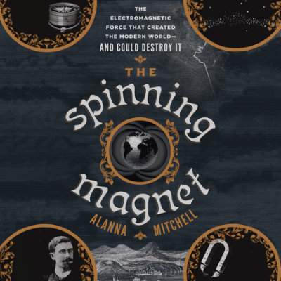 The Spinning Magnet cover
