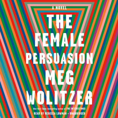 The Female Persuasion cover