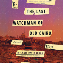 The Last Watchman of Old Cairo Cover