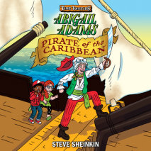 Abigail Adams, Pirate of the Caribbean Cover