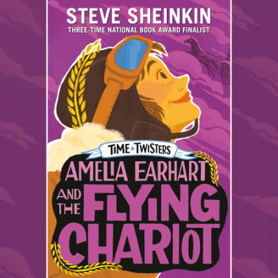 Amelia Earhart and the Flying Chariot cover