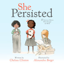 She Persisted Cover