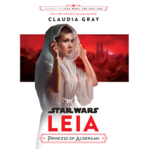 Journey to Star Wars: The Last Jedi Leia, Princess of Alderaan Cover