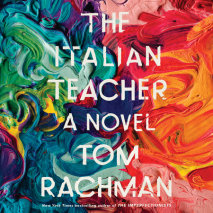 The Italian Teacher Cover