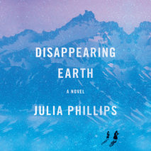 Disappearing Earth cover big