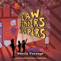 The Law of Finders Keepers Cover
