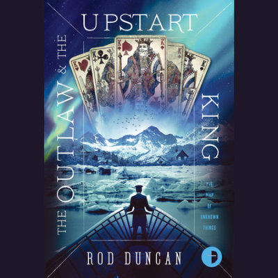 The Outlaw and the Upstart King cover